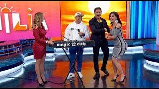 "MC Magic ""Sexy Lady"" en Buenos Dias Familia"
