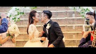 My Wedding ❤️消失那么久 我去结婚啦!一段婚礼当天的same Day Editing小视频 大家还没忘了我吧?!