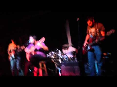 Drummer Chris Rod performs live at The Stage Miami with his
