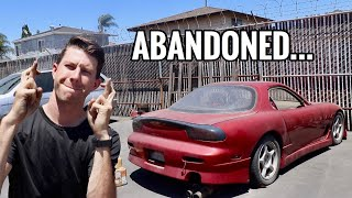Finding and Making an Offer on ANOTHER Junkyard RX-7...