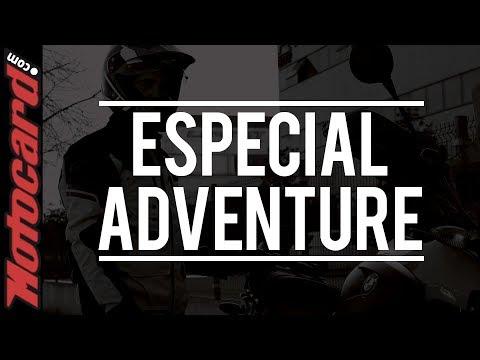 Tutorial especial Adventure: la mejor equipación para tus aventuras en moto