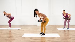 30-Minute Full-Body Strength-Training Workout