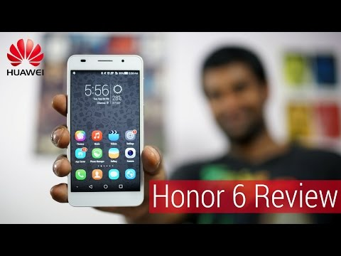 "Huawei Honor 6 Review (Octa Core | 5"" Full HD 