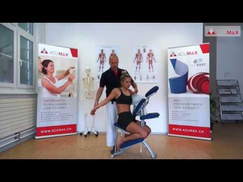 Manuelle Behandlungsstrategien in Kombination mit mobiler Massage am Massagestuhl mit Ulf Pape