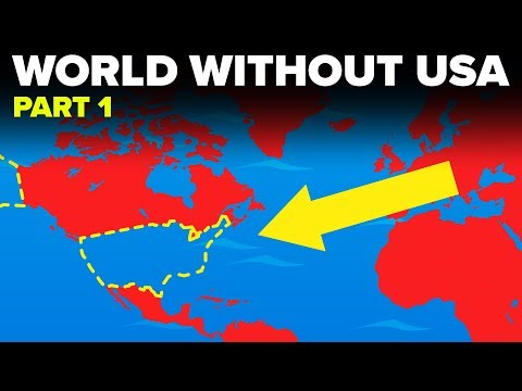What If: World Without the US - Part 1