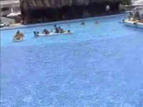 Video zwembad Lares Park***** (Antalya, Turkije)