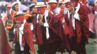 "Música Andina Instrumental _ sikuris ~ PUNO(Altiplano) ""ALPAMAYO"""