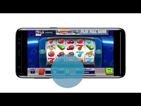 App Store Demo: Huuuge Games' Billionaire Casino™ Slots 777