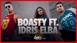 Boasty Ft. Idris Elba   Wiley, Sean Paul, Stefflon Don | FitDance SWAG (Official Choreography)