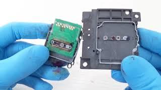 What's inside an Epson Inkjet Print-Head