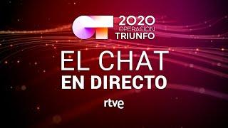 EL CHAT EN DIRECTO: GALA 12   OT 2020