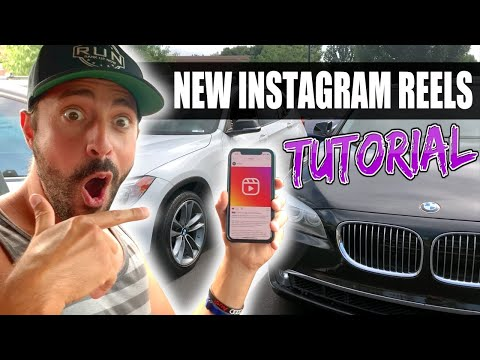 How To Use INSTAGRAM REELS TUTORIAL – Instagram Reels VS TikTok TAKEOVER
