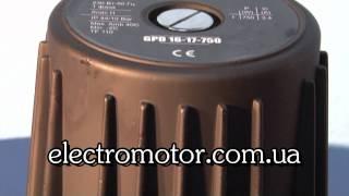 Насос Sprut GPD 32-14-220, присоединительный комплект от компании ПКФ «Электромотор» - видео 1