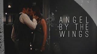 Elijah & Hayley | Angel by the Wings