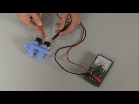 Washer Not Filling? Water Inlet Valve Testing, Troubleshooting