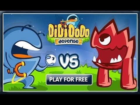 Video of Dididodo Defense: Cool Games