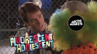 Arctic Monkeys Fluorescent Adolescent | Cover Español (Spanish Version)