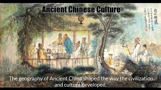 Ancient China Geography - story for kids