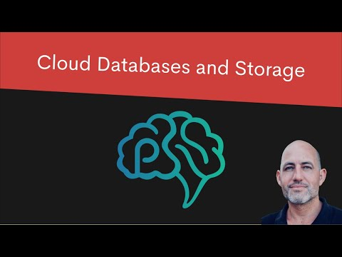 Cloud Databases and Cloud Storage
