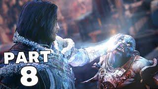 Middle Earth Shadow of Mordor - Walkthrough Gameplay / 1080p HD (part 8) : گیم پلی بازی سایه موردور