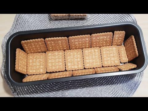 Hai dei biscotti!Fai questo dolce  facile veloce incredibilmente delizioso#asmr