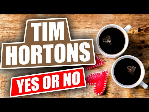 Tim Hortons Franchise Cost, Earnings, Review.