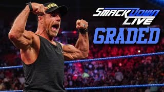 WWE SmackDown Live: GRADED (23 July)   Three Big SummerSlam 2019 Matches Set Up