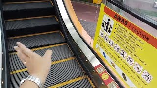Things You Didn't Know About Being Safe On An Escalator | IDMalaysia