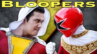 May The Power Flow Through You - feat. SHAZAM [BLOOPERS]