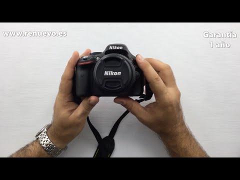 Cómo saber los disparos que ha hecho una cámara réflex NIKON