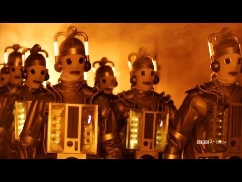 Doctor Who 10.11 (Preview 'Time is Running Out')