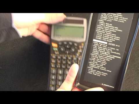 Sharp WriteView EL-W506B Scientific Calculator Review