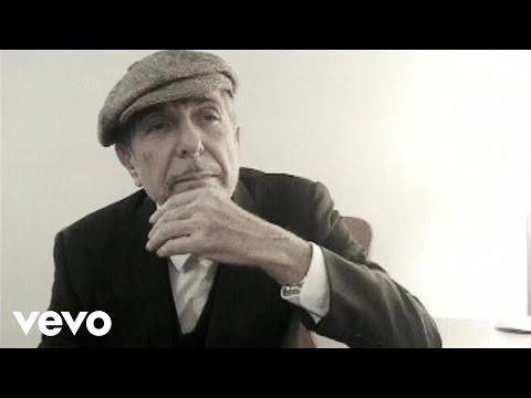 Leonard Cohen - Because Of