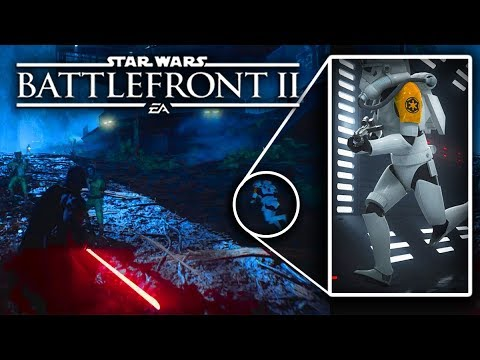 6 Gameplay Reveals! (Skins, NEW Heroes) - Star Wars Battlefront 2