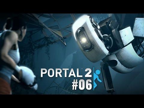 Portal 2 - 06 - Skákací gel
