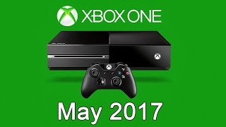 XBOX ONE Free Games - May 2017