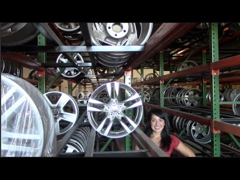 Factory Original Infiniti I35 Rims & OEM Infiniti I35 Wheels – OriginalWheel.com