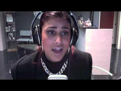 Cynthia Kisoor cover Kranium nobody has to know