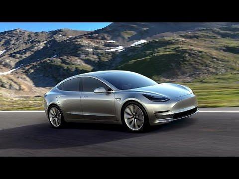 Η Tesla παρουσιάζει το Model 3 και «σπάει ταμεία»! – economy