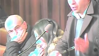 preview picture of video 'Consiglio Comunale San Severo 12/01/2015'