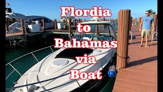 Party boat fort lauderdale to bahamas
