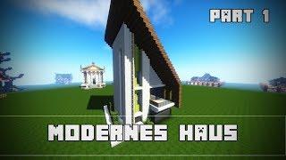 Kleines MODERNES Haus Bauen | Minecraft Tutorial | EINFACH
