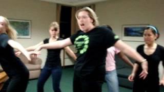 Thriller Dance Tutorial