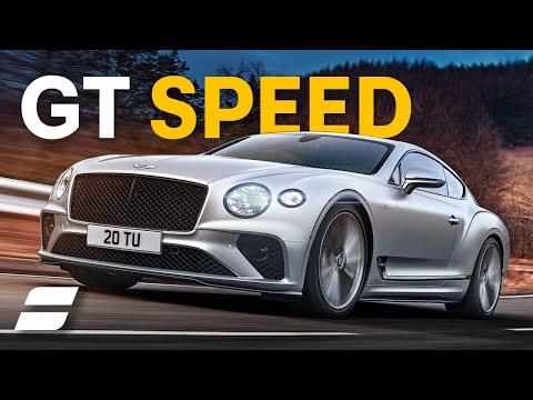 2022 Bentley Continental GT Speed: The FASTEST Bentley Yet