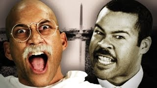 Gandhi vs Martin Luther King Jr. Epic Rap Battles of History Season 2