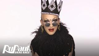 Drag Makeup Tutorial: Sasha Velour's Fabergé Egg Look | RuPaul's Drag Race Season 9 | Now on VH1