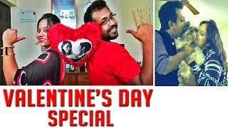 Valentine's Day Special Vlog | Fun Game | Indian Couple Q&A | MommyNFlurry Tale
