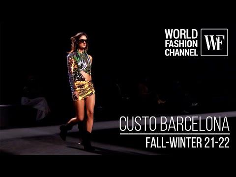 Custo Barcelona осень-зима 21-22 | Неделя моды в Мадриде
