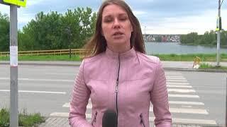 В Первоуральске сбили женщину на пешеходном переходе