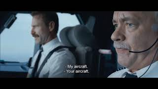 """Sully scene """"Can we get serious now?"""" Tom Hanks scene part 3"""